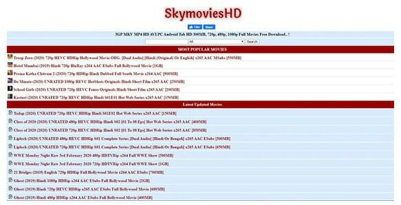 SkyMovies