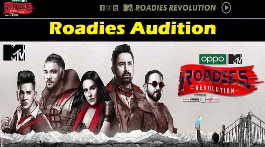 mtv roadies audition