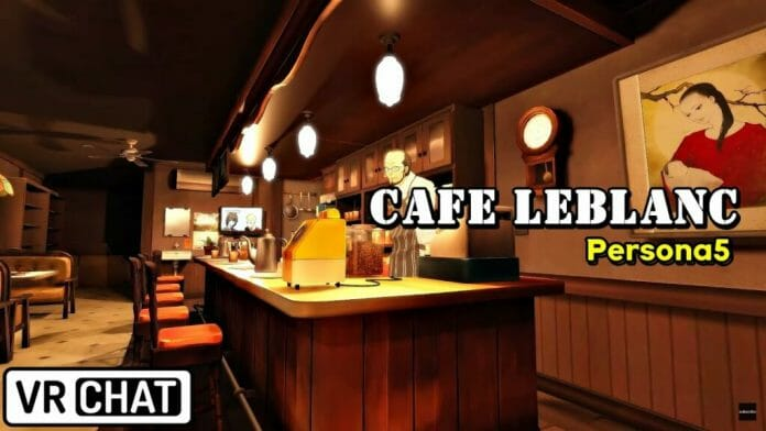 Cafe LeBlanc