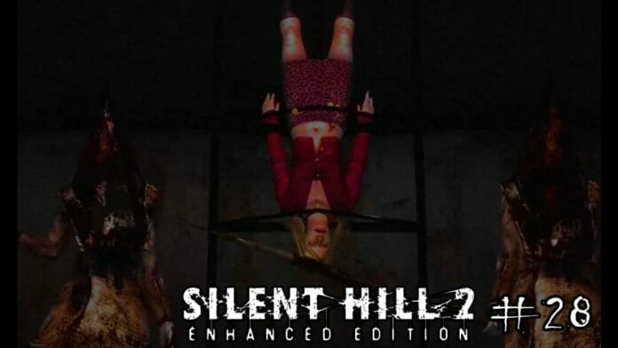 the Silent Hill two-level