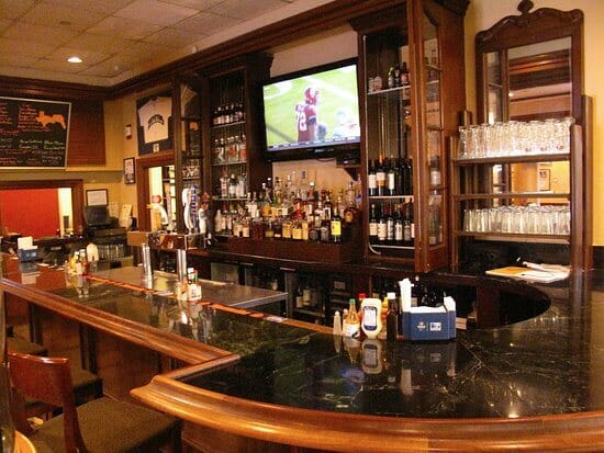 Speakeasy Bar and Grill in Kenner, Louisiana inside