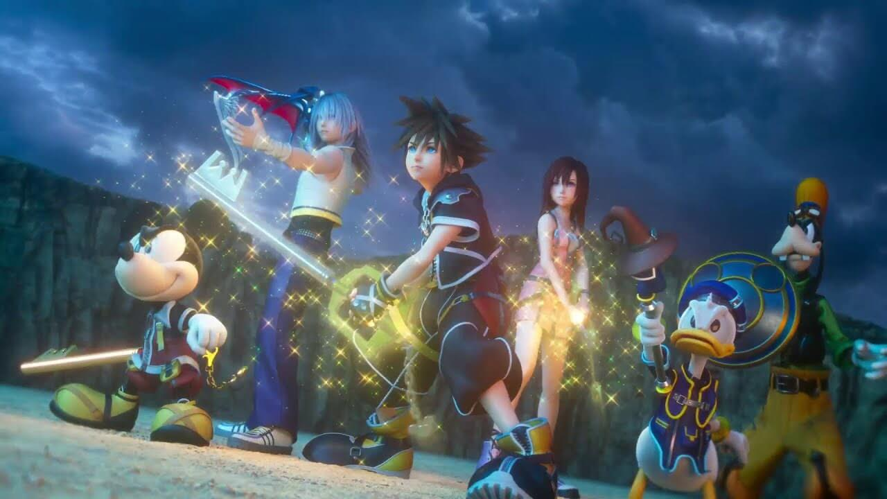 10 KINGDOM HEARTS- Update, Versions, and More